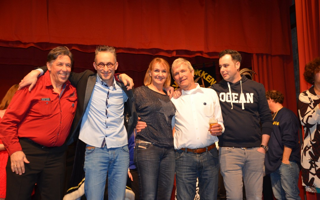 Debutanten pakken prijzen Kuipzwammen 2016