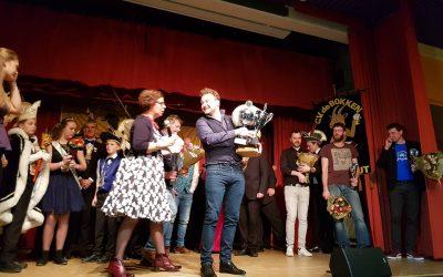 Debutant Ties van Kesteren wint publieks- en juryprijs kuipzwammen