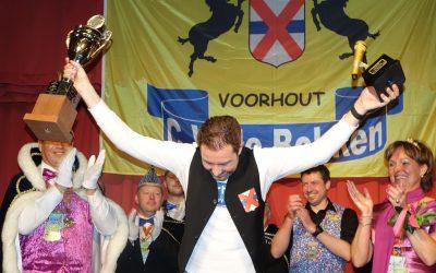 Tom van der Geer wint kuipzwammen 2020
