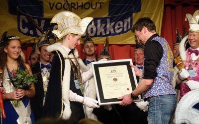 Marcel Floor verkozen tot Grote Bok