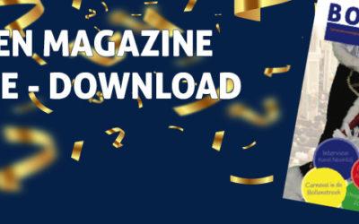 Bokken magazine 2021